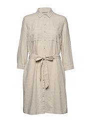 Dresses light woven - SAND