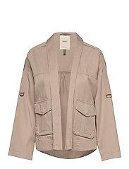 Jackets indoor woven - BEIGE
