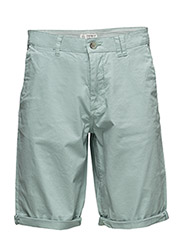 Shorts woven - LIGHT AQUA GREEN