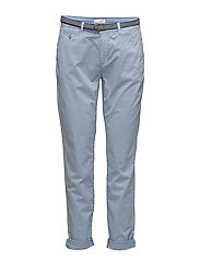 Pants woven - LIGHT BLUE