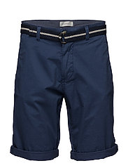Shorts woven - BLUE