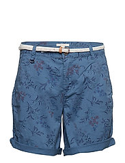 Shorts woven - BLUE
