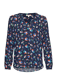 Blouses woven - NAVY 3