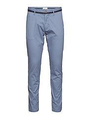 Pants woven - BLUE LAVENDER