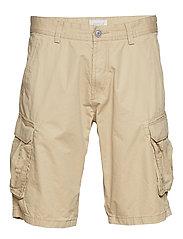 Shorts woven - BEIGE