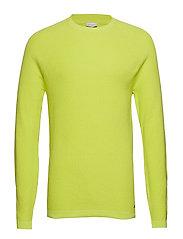 Sweaters - BRIGHT YELLOW