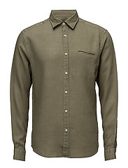 Shirts woven - LIGHT KHAKI