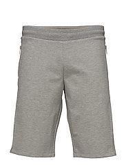 Shorts knitted - MEDIUM GREY