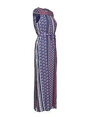 Esprit Casual - Dresses light woven - maxikjoler - navy - 3