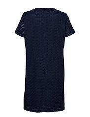 Esprit Casual - Dresses light woven - korte kjoler - navy - 1