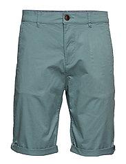 Shorts woven - TEAL GREEN