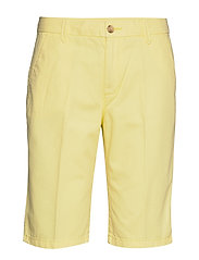 Shorts woven - LIME YELLOW