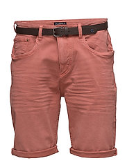 Shorts woven - CORAL RED