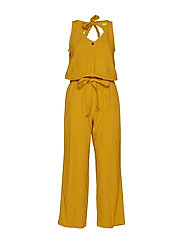 Overalls woven - BRASS YELLOW