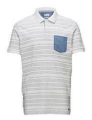 Polo shirts - WHITE