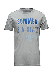 T-Shirts - LIGHT GREY