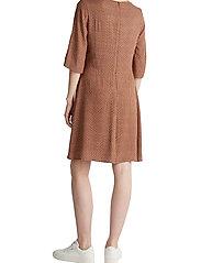 Esprit Casual - Dresses light woven - korte kjoler - rust brown 4 - 3