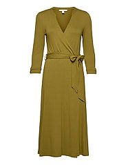 Dresses knitted - OLIVE