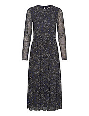 Dresses knitted - NAVY 4