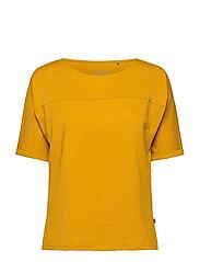 T-Shirts - BRASS YELLOW 4