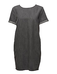 Dresses light woven - GREY