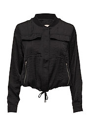 Jackets indoor woven - BLACK