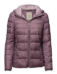 Jackets outdoor woven - MAUVE