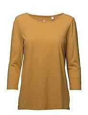 T-Shirts - HONEY YELLOW 4
