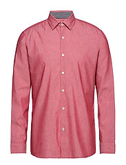 Shirts woven - RED