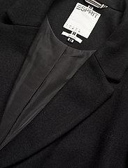 Esprit Casual - Coats woven - manteaux en laine - black - 2