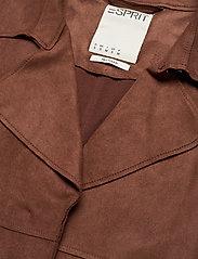 Esprit Casual - Coats woven - manteaux en laine - brown - 2