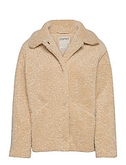 Jackets indoor woven - CREAM BEIGE