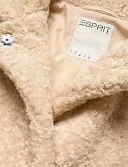 Esprit Casual - Jackets indoor woven - faux fur - cream beige - 3