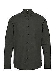Shirts woven - DARK KHAKI 5