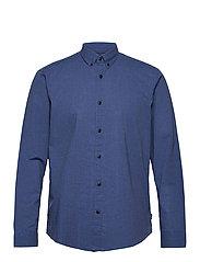 Shirts woven - GREY BLUE 5