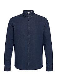 Shirts woven - BLUE RINSE