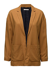 Jackets indoor woven - AMBER YELLOW