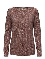 Sweaters - TERRACOTTA 5