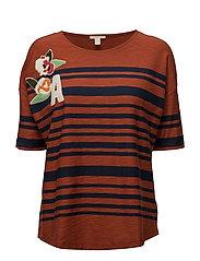 T-Shirts - TERRACOTTA