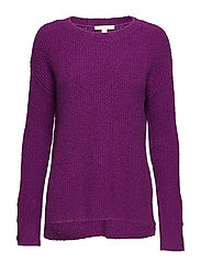 Sweaters - BERRY PURPLE