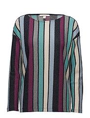 Sweatshirts - AUBERGINE