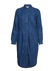 Dresses denim - BLUE MEDIUM WASH