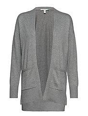 Sweaters cardigan - GUNMETAL 5