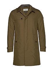 Coats woven - LIGHT KHAKI