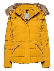 Jackets outdoor woven - BRASS YELLOW