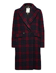 Coats woven - RED 3