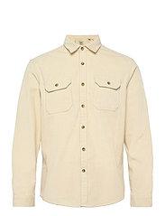 Shirts woven - CREAM BEIGE