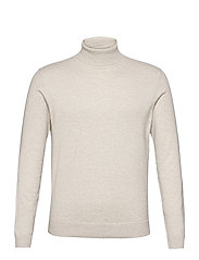 Sweaters - LIGHT BEIGE 5