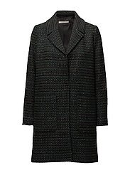 Coats woven - DARK GREEN