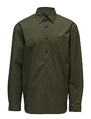 Shirts woven - OLIVE